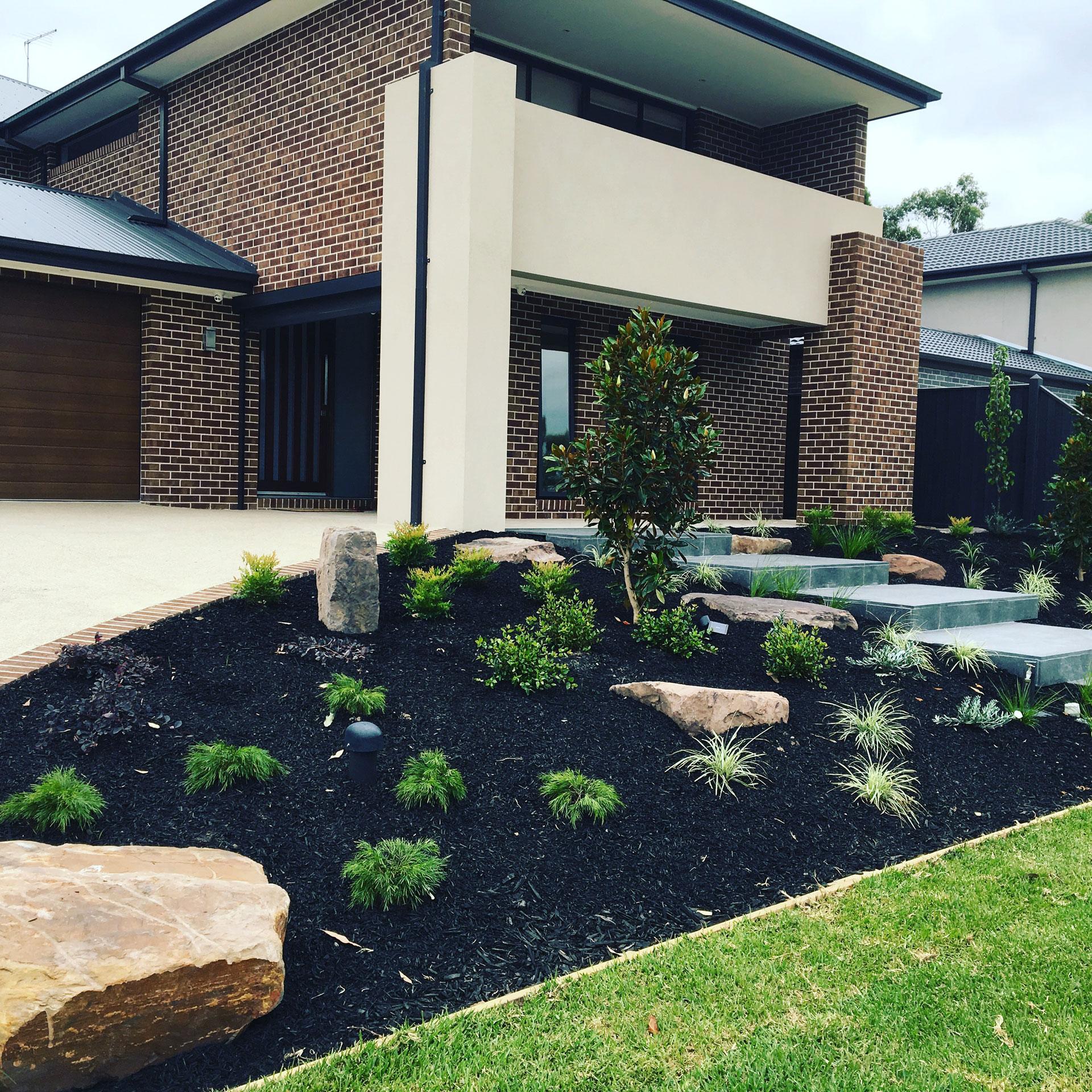 Landscape Design & Construction